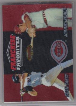 2000 Bowman bowmans best franchise favorites bench casey