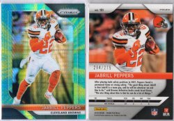 2018 Panini Prizm Jabrill Peppers