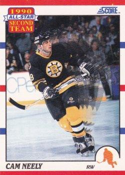 1990-91 Score  Cam Neely