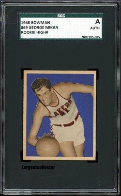 1948 Bowman  George Mikan