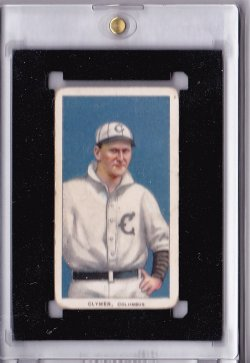 1909  T206 Piedmont 350 Bill Clymer
