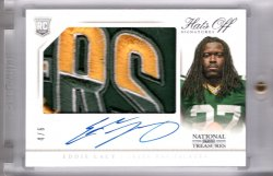 2013 Panini National Treasures Eddie Lacy