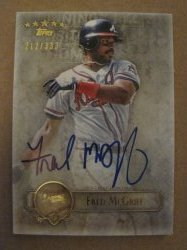 2013 Topps Five Star Fred McGriff