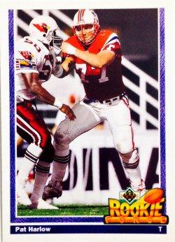 1991 Upper Deck Rookie Force Pat Harlow