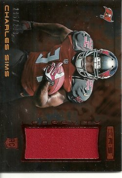 Upper Deck  Charles Sims