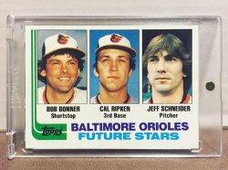1982 Topps  Cal Ripken Jr
