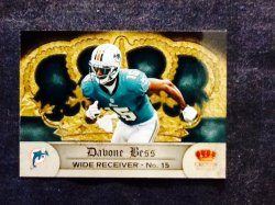 2012 Panini Crown Royale Retail Devon Bess #48