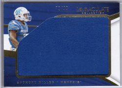 2018 Panini Immaculate Collegiate Anthony Miller Immaculate Jumbos