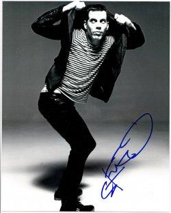 Steve-O Signed IP 8x10 Photo