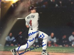 Paul Molitor Personalized Photo