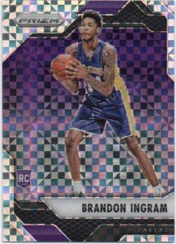 2016-17 Panini Prizm  Ingram, Brandon - Prizms Starburst