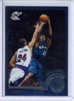 2002-03 Topps Chrome Michael Jordan