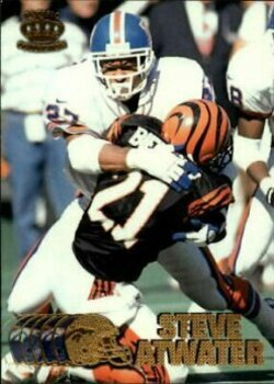 1997  Pacific Steve Atwater
