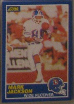 1989 Score  #17 - Mark Jackson