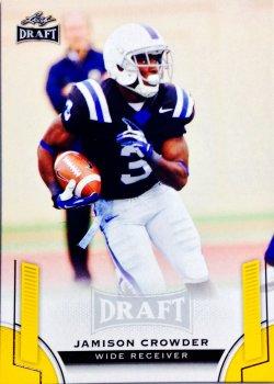 2015 Leaf Draft Jamison Crowder