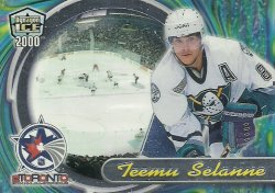 1999/00  Pacific Dynagon Ice 2000 All-Star Preview Selanne
