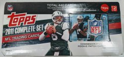 2011 Topps  Complete Set