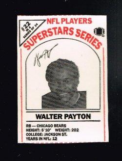 1986  dairypak walter payton