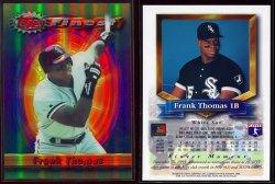 1994  Finest Refractors Frank Thomas