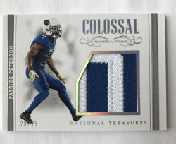 2017 Panini National Treasures Pro Bowl Patch /25