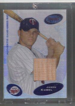 2003 Bowman  Jason Kubel