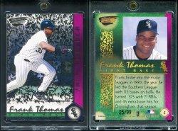 1999   Revolution Tripleheader Tiers Frank Thomas