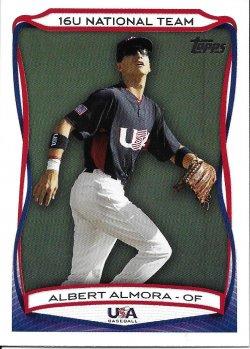 2010 USA Baseball Almora - 45