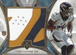 2014 Topps Supreme Cody Latimer Glove