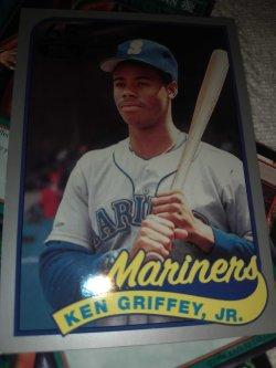 1990 Topps Topps Ken Griffey jr