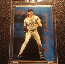1996  Select Certified Blue /180 Randy Johnson