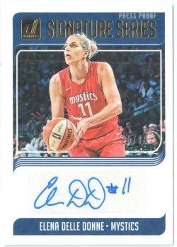 2019 Donruss WNBA Signature Series Press Proof Elena Delle Donne