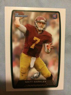 2013 Bowman  Matt Barkley