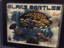 Blake Bortles Personalized 8x10