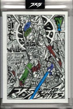 2020 Topps Companion Card #1 JK5