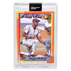 2020 Topps Project 2020 Frank Thomas by Naturel