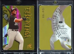 1999  EX Essential Credentials Frank Thomas