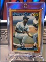 1990 Topps  Frank Thomas