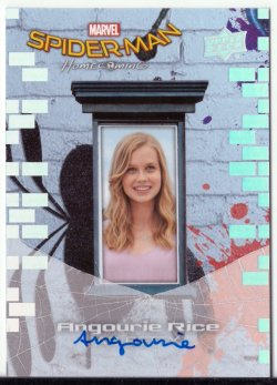 Spider-Man: Homecoming ANGOURIE RICE (BETTY BRANT)