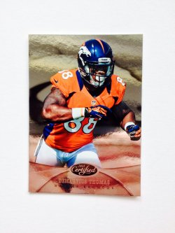2013 Panini Certified DeMaryius Thomas
