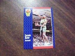 1991 Fleer  Shawn Kemp 231