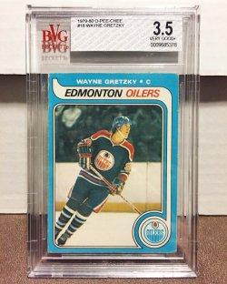 1979 O-Pee-Chee  Wayne Gretzky BVG 3.5