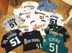 Ichiro Jerseys