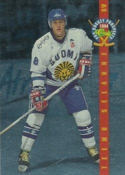 1994  Classic Pro Prospects Jumbos Selanne