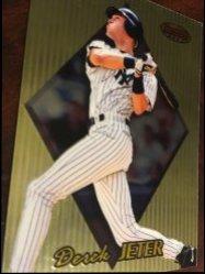 1999 Bowman Best DEREK JETER #73 NewYork Yankee SS Captain