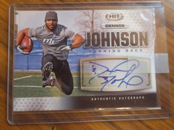 2013  Hit Dennis Johnson