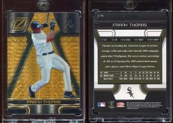 2005  Zenith Artists Proof Gold Frank Thomas