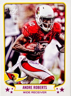 2013 Topps Magic Mini Andre Roberts