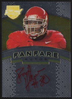 2012 Press Pass Fanfare Red Ink Don�t�a Hightower