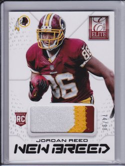 Jordan Reed 2013 Elite New Breed Jerseys Prime /99