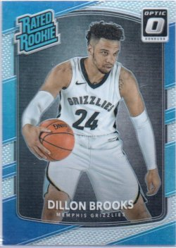 2017-18 Panini Donruss Optic Brooks, Dillon - Holo